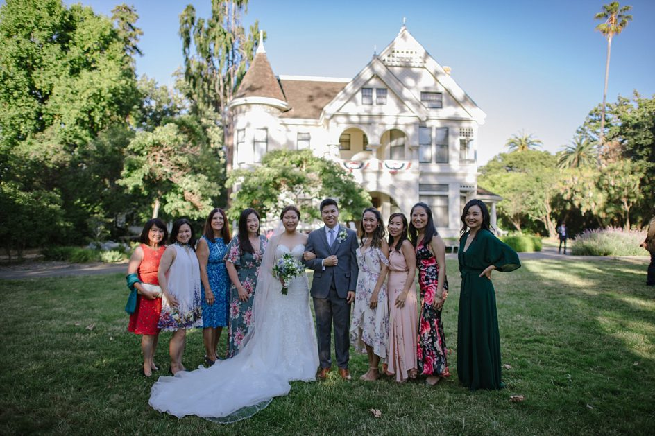 Ardenwood Park Wedding