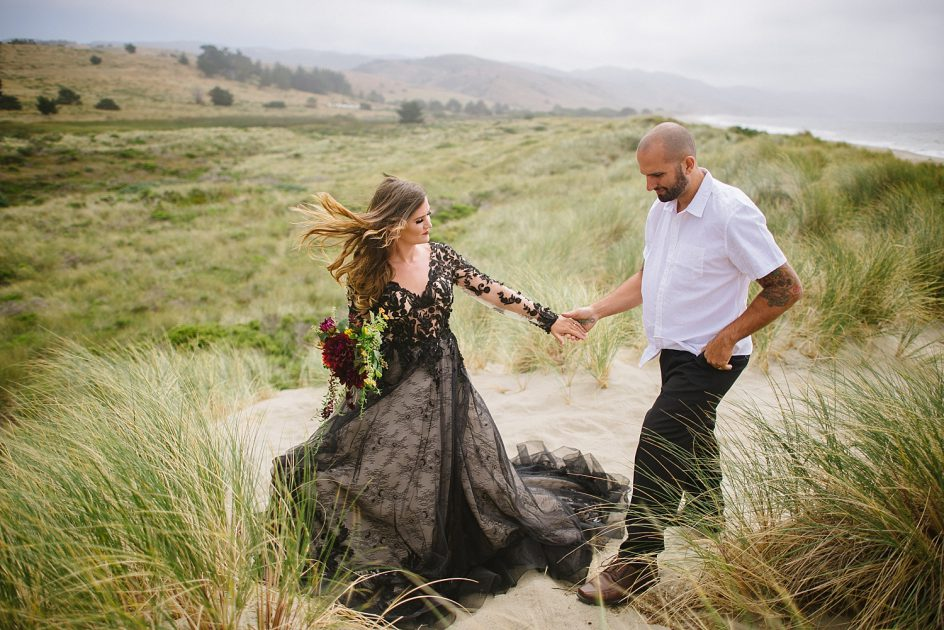 Point Reyes Elopement